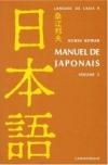 le manuel de japonais tome 2