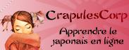 CrapulesCorp - Apprendre le japonais  : cours et dictionnaires